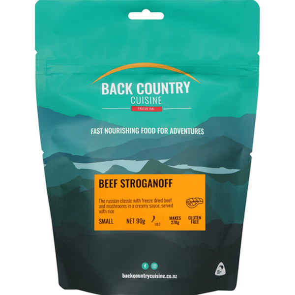 BACK COUNTRY - Beef Stroganoff