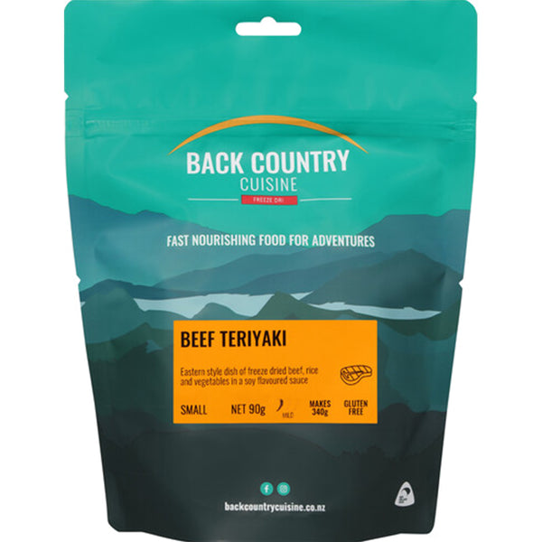 BACK COUNTRY - Beef Teriyaki