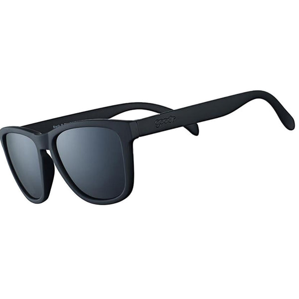 Goodr - The OG Sunglasses - Back 9 Blackout