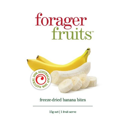 Forager Fruits - Freeze Dried Banana