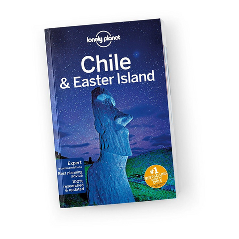 Lonely Planet - Chile and Easter Island
