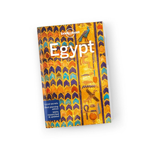 Lonely Planet - Egypt