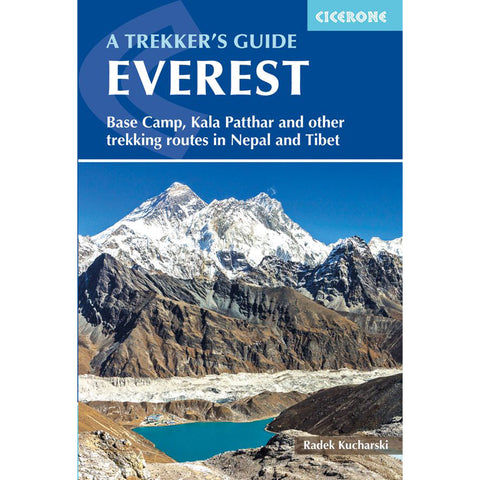 Cicerone - Everest- A Trekkers Guide