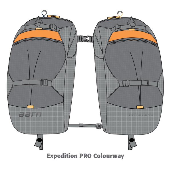 Aarn - Balance Pockets - Expedition Pro DYNEEMA