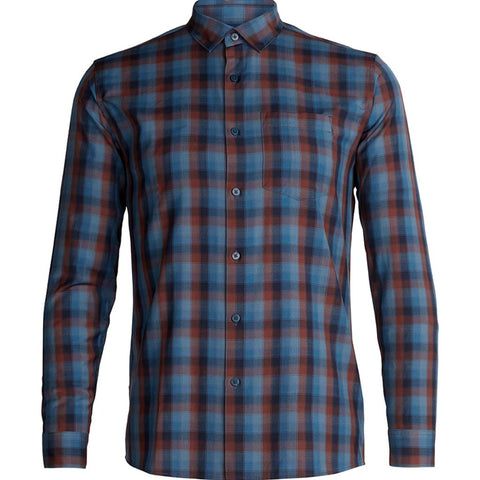 Mens Departure Ii Ls Shirt
