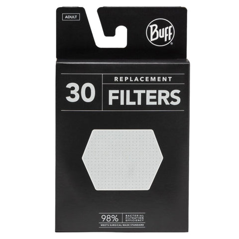 BUFF® - Replacement Filter 30 pack - Adult