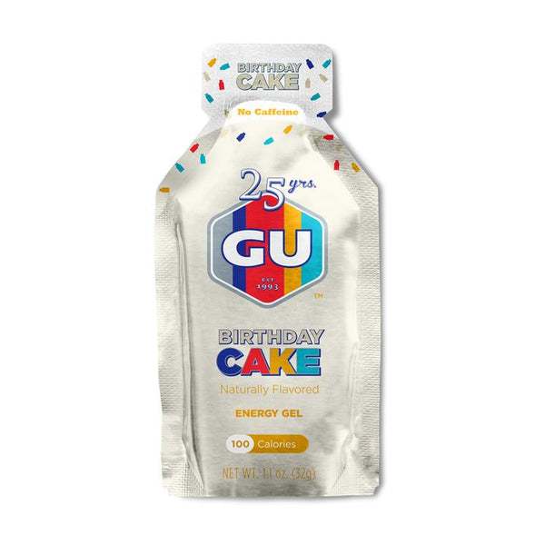 GU - Gu Energy Gel - Birthday Cake
