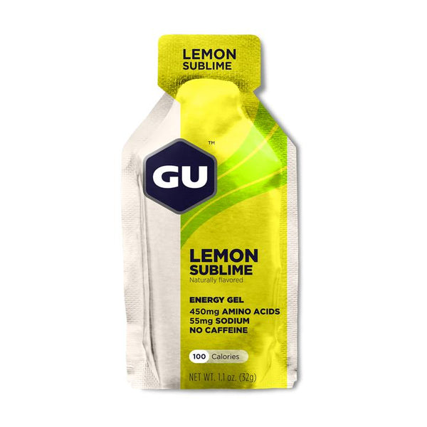 GU - Gu Energy Gel - Lemon Sublime