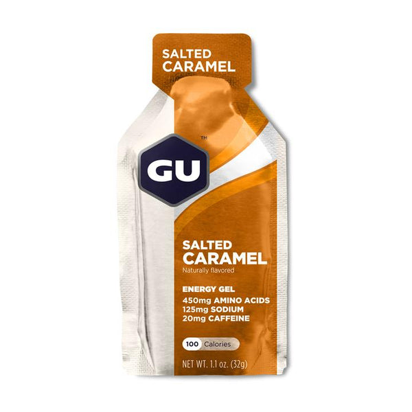 GU - Gu Energy Gel - Salted Caramel