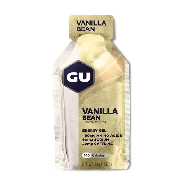 GU - Gu Energy Gel - Vanilla Bean