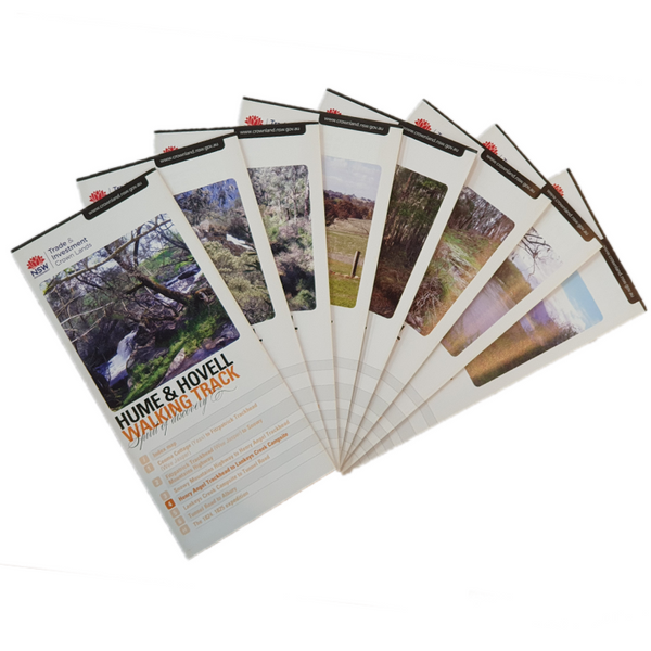 Hume & Hovell Walking Map Kit
