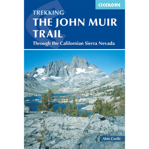 Cicerone - Trekking the John Muir Trail