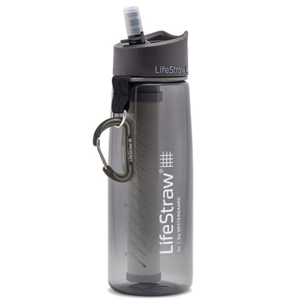 LifeStraw - Go Water Filter Bottle - 2-stage