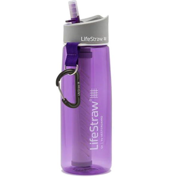 Go Water Filter Bottle - 2-stage
