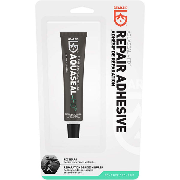 Gear Aid - Aquaseal + Fd Flexible Durable Adhesive