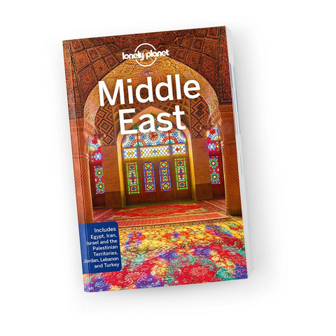 Lonely Planet - Middle East