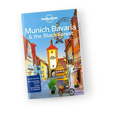 Lonely Planet - Munich Bavaria and the Black Forest