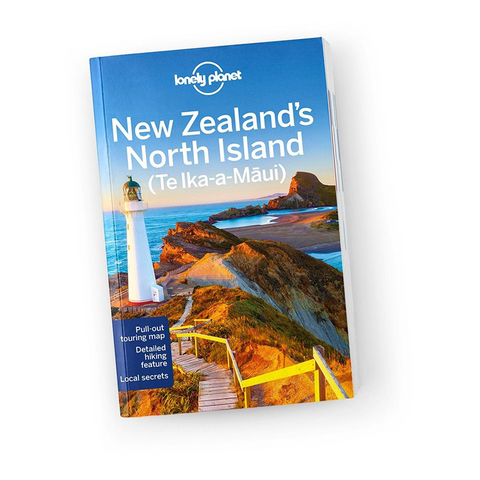 Lonely Planet - New Zealands North Island