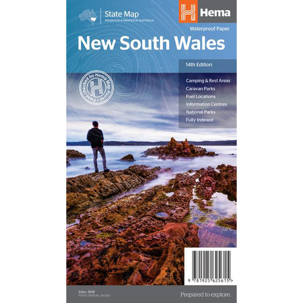 Hema Maps - New South Wales - State Map