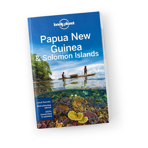 Lonely Planet - PNG and Solomon Islands 7