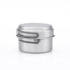 2-Piece Titanium pot and Pan Cook Set - 6012