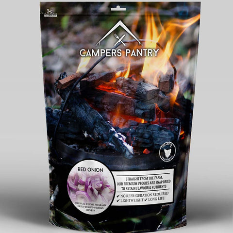 Campers Pantry - Freeze Dried Red Onion