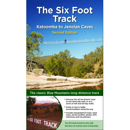 Woodslane - The Six Foot Track - Guide Book