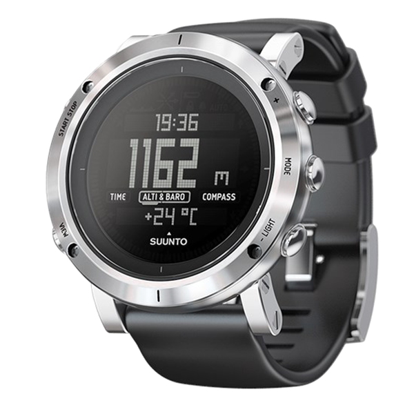 Suunto - Core - Brushed Steel