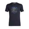 Mens Tech Lite SS Crewe Everest Crest