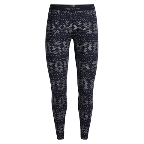 Icebreaker - Wmns 250 Vertex Leggings Crystalline