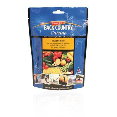 Back Country Cuisine - Instant Rice