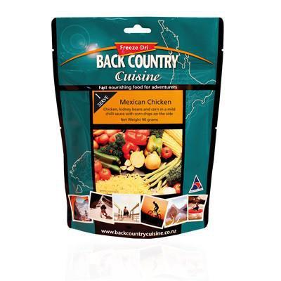 BACK COUNTRY - Mexican Chicken