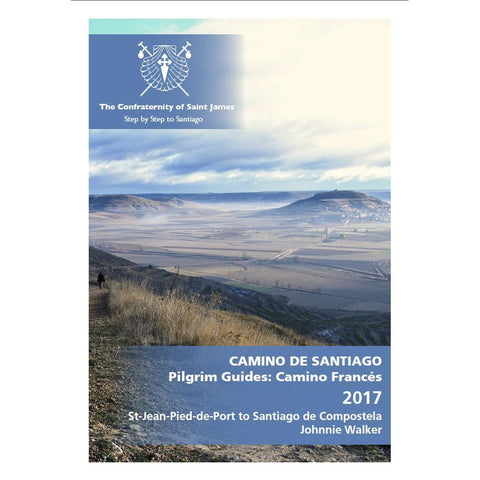 Books - 1. Camino Frances - The Confraternity of Saint James