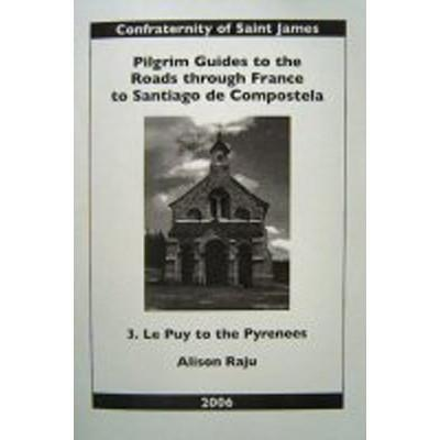 Books - 3. Le Puy to the Pyrenees - The Confraternity of Saint James