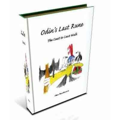 Good Walking Books - Odins Last Rune - Coast to Coast