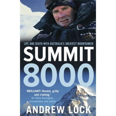 Melb Uni Press - Summit 8000 - Andrew Lock