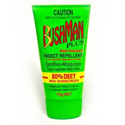 Bushmans - Bushmans Plus - Gel 75g