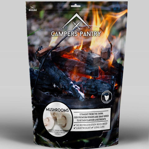 Campers Pantry - Freeze Dried Mushrooms