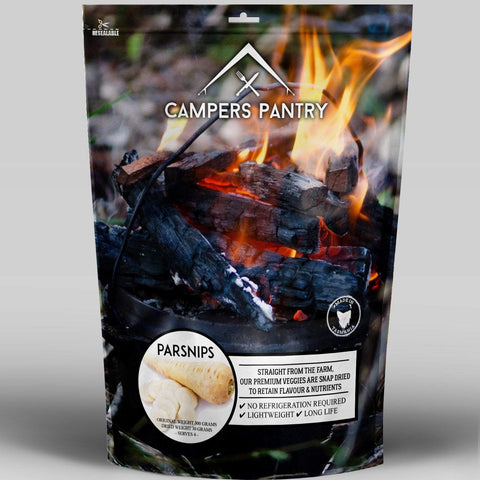 Campers Pantry - Freeze Dried Parsnips