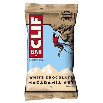 CLIF - Clif Bar White Chocolate Macadamia