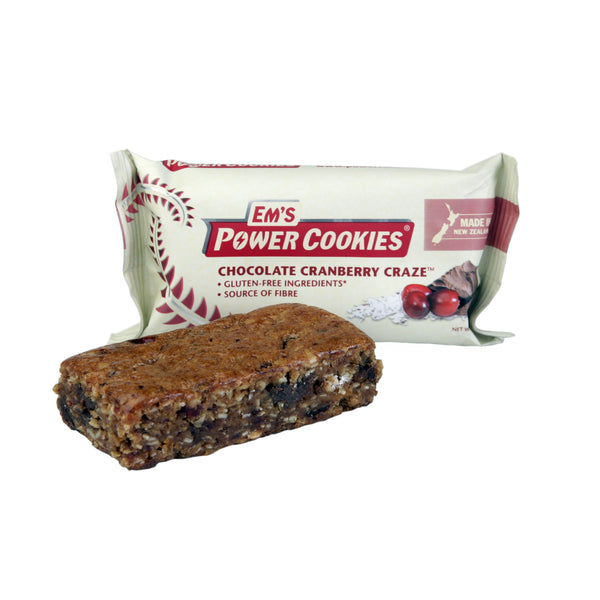 Ems - Ems Choc Cranberry Craze Bar