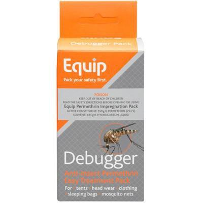 Equip - DeBugger Permethrin Treatment Pack