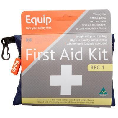 Equip - Rec 1 First Aid Kit