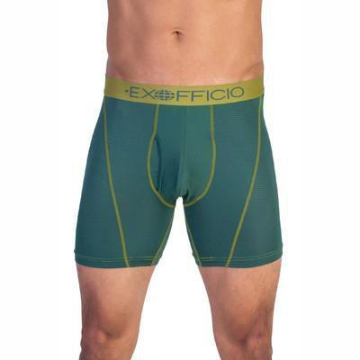 ExOfficio - Give-N-Go Sport Mesh 6 Boxer Brief Mens