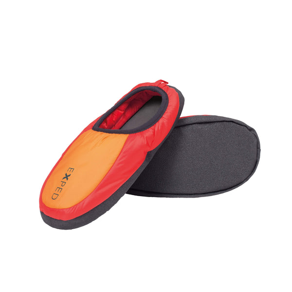 Camp Slippers-Insulated Hut Booties