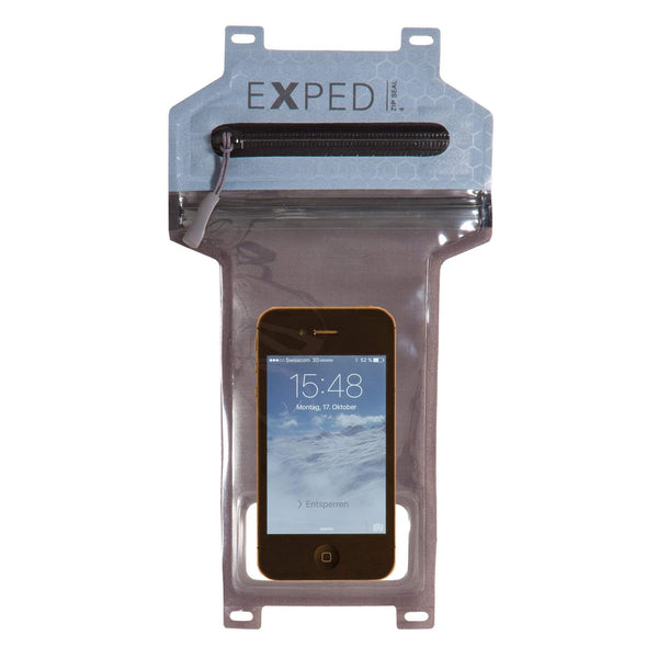 Exped - Zip Seal - 100% Waterproof & Transparent cases