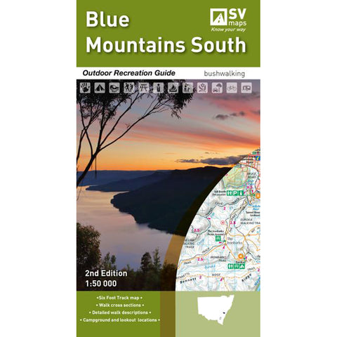 Blue Mountains South