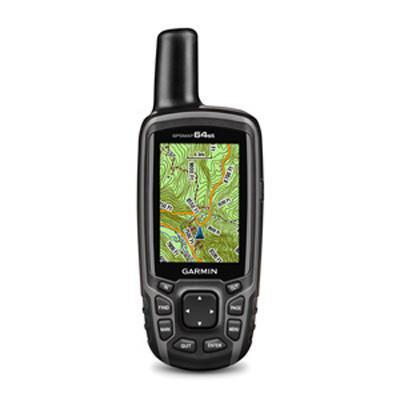 Garmin - GPSMAP 64SX incl. TOPO ACTIVE AUS/NZ