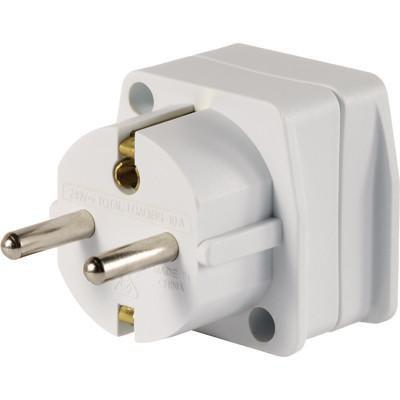 Go Travel - European Adaptor