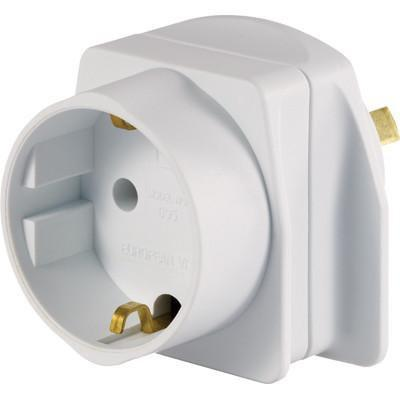 Go Travel - European Visitor Adaptor